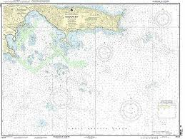 Noaa Chart Chesapeake Bay 11th Edition 12280 26 95 Picclick