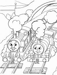 Free Thomas And Friends Coloring Pages At Getdrawingscom Free For