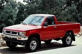 1990 94 toyota pickup consumer guide auto
