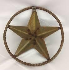 image is loading texas star metal wall art round plaque medallion  on texas star metal wall art with texas star metal wall art round plaque medallion rope 12 rustic