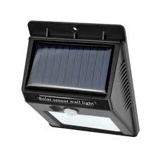 Solar Led Buitenlampen 30 Led Blokker