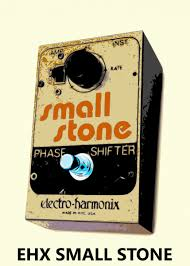 Ehx Small Stone New Design Ehx Small Stone Phaser By Josh B Metal Posters Displate