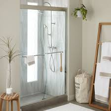 framed shower doors framed shower doors feature an aluminum surround also sometimes containing bits of stainless steel or solid brass used for hardware