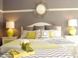 Bedroom: Gray And Yellow Bedroom Fresh Cheerful Sophistication 25 Elegant  Gray And Yellow Bedrooms -