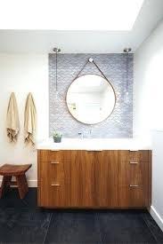 bathroom vanity tray. Walnut Bathroom Vanity Perfume Tray Transitional With Floating White Vanities Tops