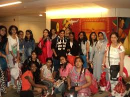 ... planned to organize the over sea Educational Tour for higher secondary  students and teachers. From Auxilium School Dum Dum 5 Students, ...
