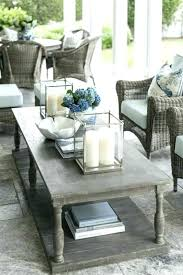 coffee table decorating ideas round coffee table decor side table decor ideas 3 ways to style