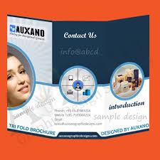 Tri Fold Brochure Designs Print Tri Fold Brochure For Distribution