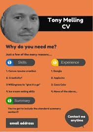 Create Curriculum Vitae Delectable Make Cv Resume Online New Resume Template Create Curriculum Vitae