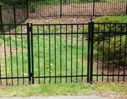 fence gate. Sierra Residential Single Gate Fence Gate