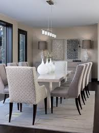 stylish modern white dining room chairs 17 best ideas about