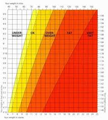 Healthy Height Weight Chart Height And Weight Charts For A Healthy Weight