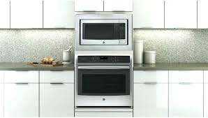general electric countertop stove general electric microwave oven profile kitchen view