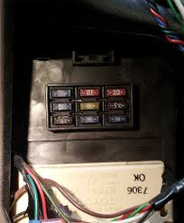 30a power fuse location tacoma world 1995 Toyota Ta A Interior Fuse Box Location the only 30a fuse in the engine fuse block is am2, which disables a ton more stuff when i unplug it