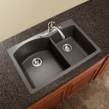Undermount Granite Composite Kitchen Sinks Granite Composite Sinks Kitchen Traditional With Cherry Cabinets