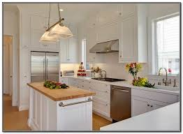 antique white kitchen cabinets with butcher block countertops home rh plate fontedajuventude site white kitchen with butcher block island butcher block