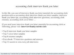 Resume Sample For Accounting Clerk Coachfederation