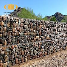 gabion wall cost landscaping basket welded basket wall basket on retaining wall
