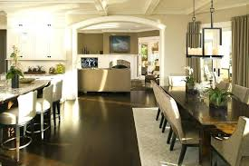 area rug under kitchen table waterfall dining table area rug under kitchen table kitchen traditional with neutral colors pendant lighting island area rug