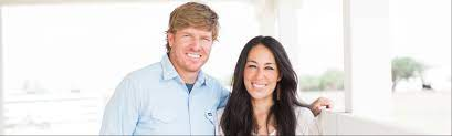 Chip and Joanna Gaines from Fixer Upper ...
