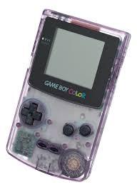 Pikachu Gameboy Light Game Boy Color Wikipedia
