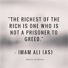 Greed Quotes Extraordinary 48 Islamic Quotes About Greed Quran And Hadith On Greed