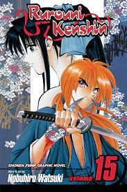 The manga initially appeared in shueisha's weekly shōnen jump magazine from april 1994 to september 1999. Rurouni Kenshin Vol 15 Book By Nobuhiro Watsuki Official Publisher Page Simon Schuster