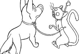 Coloring Pages Cats And Dogs Coloring Pages Cat Dog Dogs And Cats