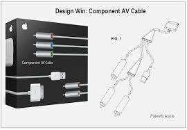 er than the apple apple apple composite av cable apple component av cable mb128ll a