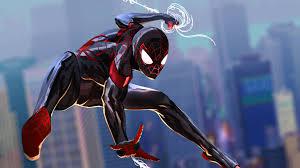 Spider-Man 2 Into The Spider-Verse Art ...
