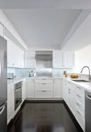 kitchensmall white modern kitchen. anne hepfer designs contemporary u shaped kitchen design with white shaker cabinets paired kitchensmall modern t