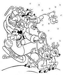 Natale Personaggi Da Colorare Disegni Gratis