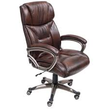 brown leather office chairs. Full Size Of Office Furniture:brown Leather Chair Back Support Brown Chairs N