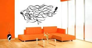 hair salon wall decals hair style wall decals hair salon wall decor