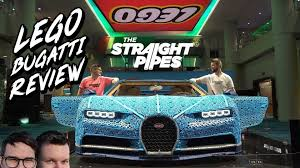 When we say with lego technic you can build for real, we really mean it! 1 1 Bugatti Chiron Lego Detailed On Video Like A Real Car