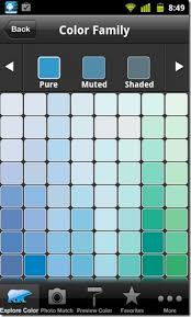 ColorSmart For Android - Eye Dropper Tool For BEHR Paint Colors & More