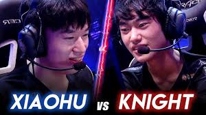 Xiaohu vs Knight | 2019 LPL All-Star Day1 - YouTube