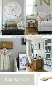 farmhouse paint colorsOur house Modern Farmhouse Paint Colors  Christinas Adventures
