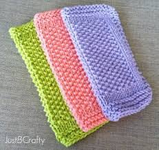 Easy Knit Dishcloth Pattern Extraordinary Seed Stitch Dishcloth Pattern AllFreeKnitting