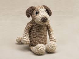 Crochet Dog Pattern Simple Crochet Dog Pattern Son's Popkes