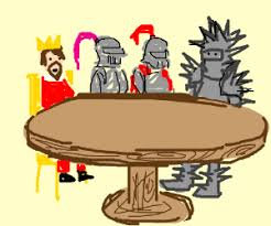 knights of the round table clipart. sir spiky armour of the round table knights clipart
