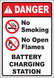 Image result for Charging Stations danger