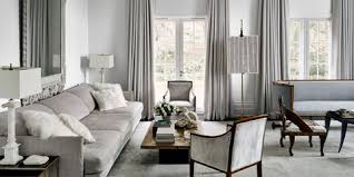 Image Yellow Walls 20 Gray Living Rooms That Are Far From Boring Elle Decor 27 Best Gray Living Rooms Ideas How To Use Gray Paint And Decor In