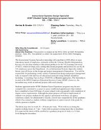 Government Job Resume cover letter government job memo example 79