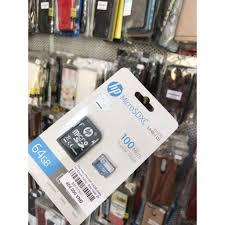 thẻ nhớ hp 64GB chính hãng bảo hành 24 tháng