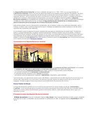 Calam O 2da Revolucion Industrial