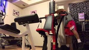 Bowflex Pr3000 Workout Chart Bowflex Pr3000 Chest Workout Youtube