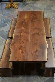 Coffee Tables Custom Wood Furniture Makers Near Me Live Edge