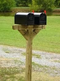 mailbox post plans.  Mailbox 4x4 Mailbox Post Diy Plans  On Mailbox Post Plans