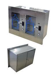 Window Water Vending Machine Mesmerizing Wall Mounted Water Vending Machine Stainless Steel 48 Grade